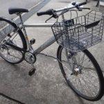 買い物自転車でGO ハンドルグリップでGO