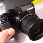 Canon  PowerShot G1X 買っちゃった。