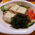 豆腐は大豆10%以上