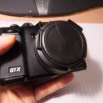 Canon Powershot G1X専用 JJC オートレンズキャップ買いました