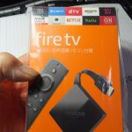 新型 Amazon Fire TV