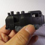 結局のところ おもちゃが好きなんだよね 機関車の形をした鉛筆削り